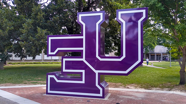 Large UE standing sign